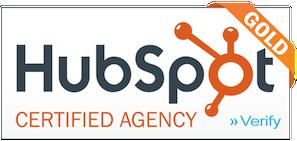 HubSpot Gold Level Agency Partner