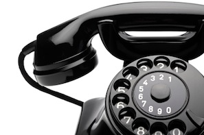 Cold calling or warm calling
