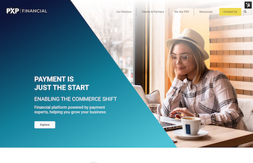 pxp-financial-website
